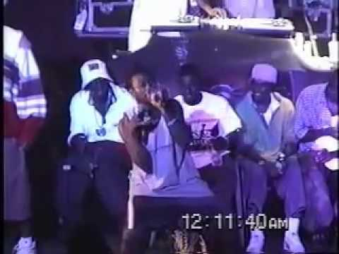 Wu Tang Live |  Pt 4 |  Ol Dirty Freestyle