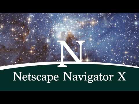 Netscape Navigator X Ad