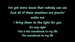 Kid Cudi sound track 2 my life