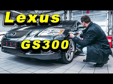 Купили Lexus GS300