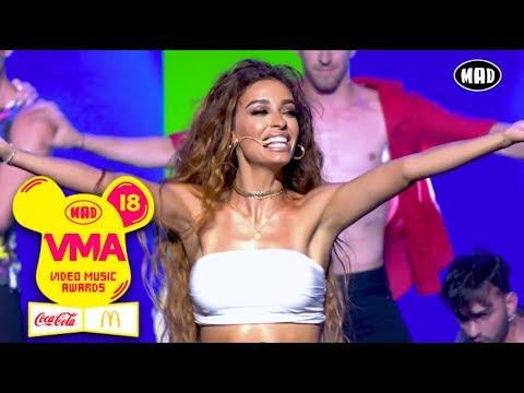 Ελένη Φουρέιρα Feat. 719 - Καραμέλα / Demasiado Corazon  |  Mad VMA 2018 By Coca-Cola & McDonald's