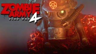 Zombie Army 4 Dead War Gameplay Deutsch #03 - Aus den Flammen