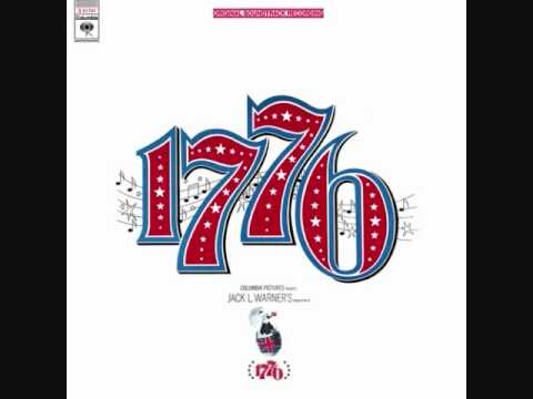 But Mr Adams  1776 Original Motion Picture Soundtrack