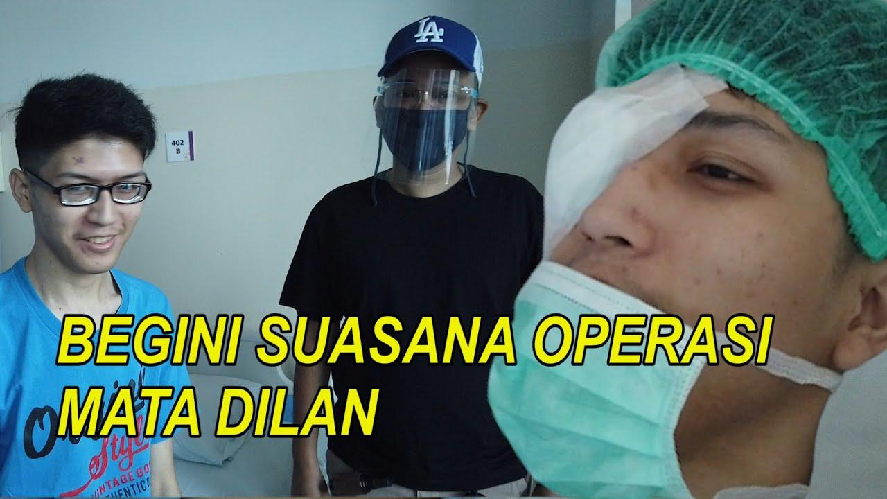 The Onsu Family - BEGINI SUASANA OPERASI MATA DILAN