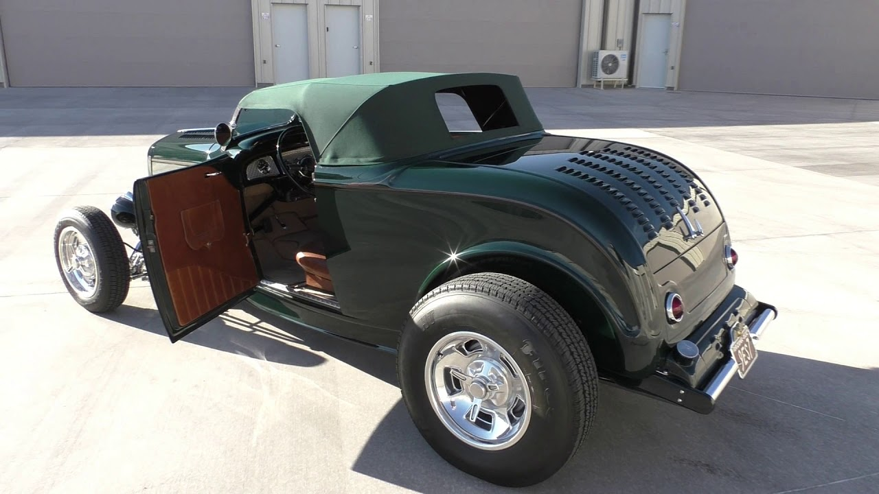 1932 Ford Roadster Hi-Boy Brookville Steel SORRY SOLD