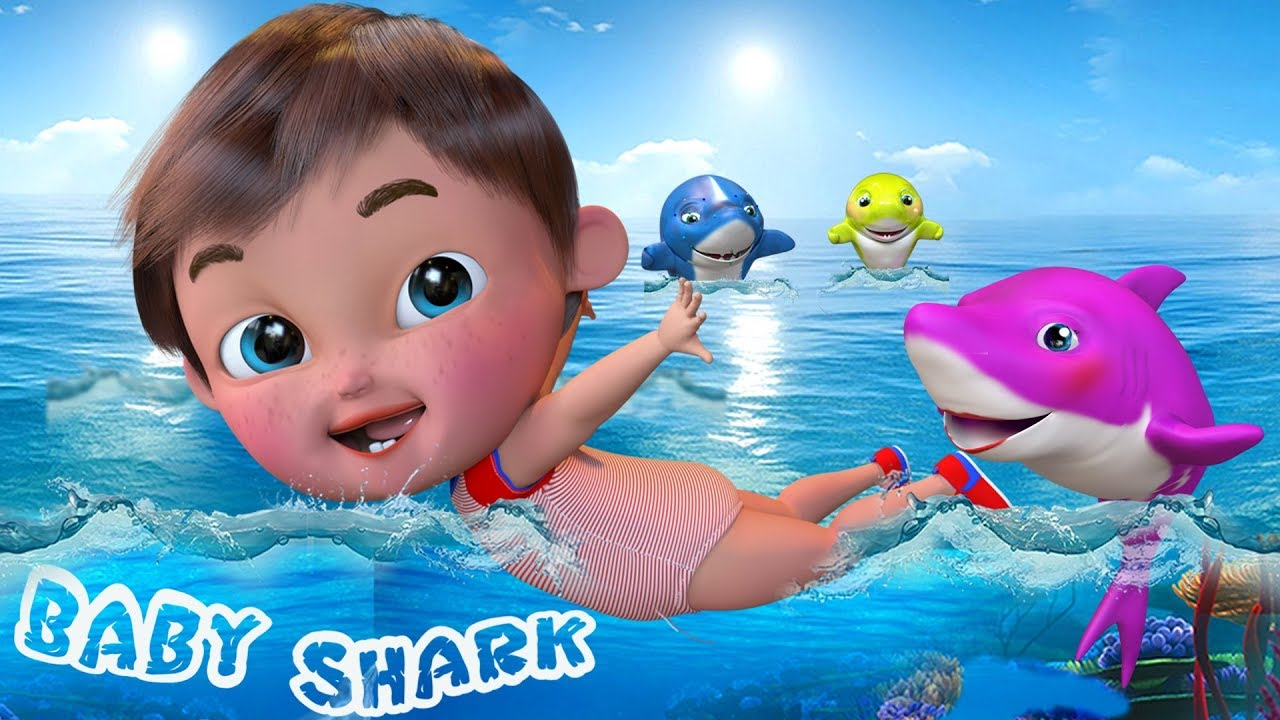 Baby Shark The Wheels On The Bus Johny Johny Yes Papa