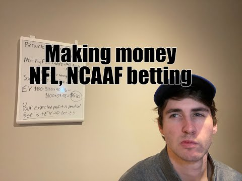 Download Sharp sports betting: Betting thousands on football. Stanford math/cs grad shows how to make money.