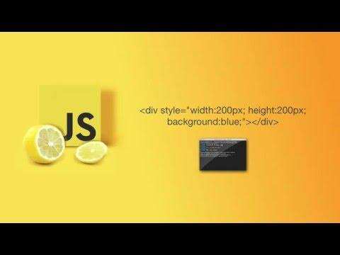 Javascript Tutorial | Create & Append DOM Element's