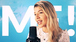 ME! - Taylor Swift ft.  Brendon Urie (Nicole Cross Official Cover Mp3 & Lyrics)