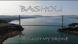 Basholi    Atal Setu Bridge    Purthu - Lostinthenorths DRONE Footage