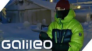 65 Tage dunkel - Die längste Polarnacht der Welt | Galileo | ProSieben
