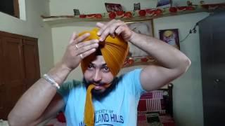 Pochvi Pagg 11 Turns ( Ladh)  . Morni Dastar