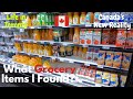 What Grocery Items Available?  Toronto Life in COVID-19 Shutdown  Canada's New Reality