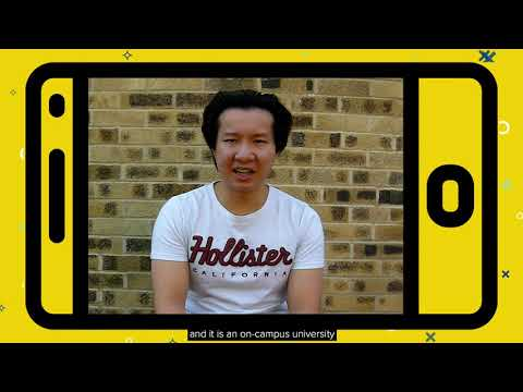 Play video: My Clearing Experience - Engineering | Edwin | University of Surrey