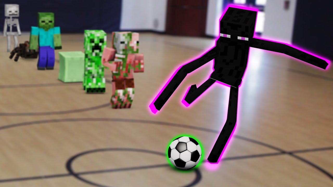 Minecraft REAL LIFE  ZOMBIE PIGMEN ATTACK