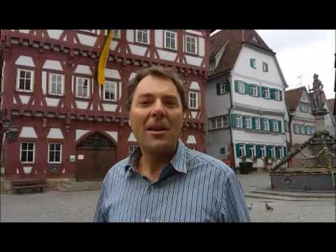 Saluton el Germana Esperanto-Asocio -  Rainer Kurz - Esperanto