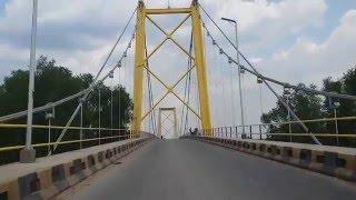 Sensasi Melintas Jembatan Barito, Jembatan Terpanjang di Kalimantan Selatan