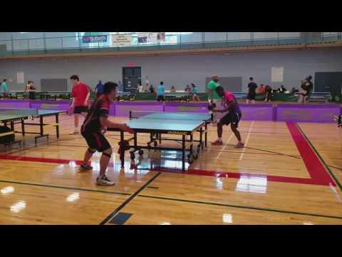 20170930_143921  African Table Tennis in Diaspra ku jahwi 1574 VS Oba Ange Cedric 2418
