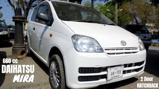 Daihatsu Mira 2007 Complete Review | 2 Door Hatchback
