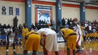 St Raymonds Varsity Ravens VS Christ King