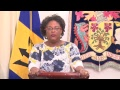 Address to the Nation by Prime Minister Mottley