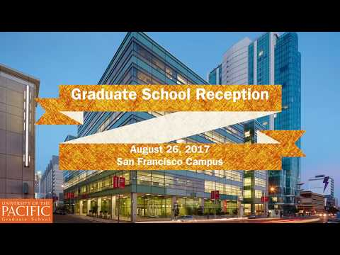 Graduate Student Reception - San Francisco Campus