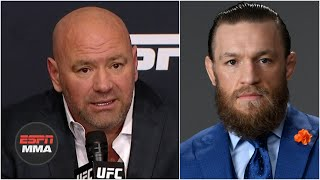 Dana White responds to Conor McGregor's retirement | UFC 250 Press Conference | ESPN MMA