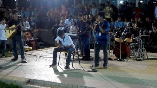 Madari(vishal dadlani)-college band performance-VIT