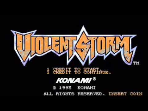 Violent Storm Arcade Music 09 - We Are Free