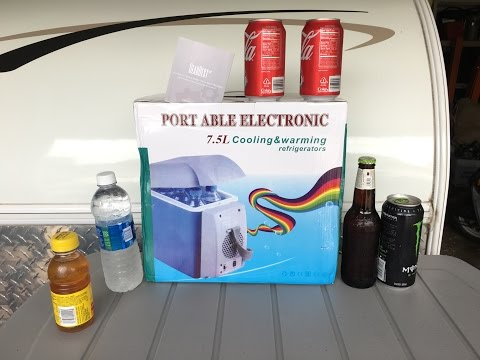 Portable Car Refrigerator Gear Best Test Review