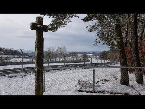NÜRBURGRING NORDSCHLEIFE WINTER WONDERLAND