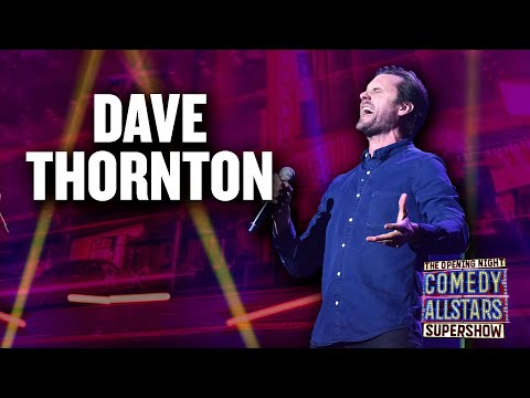 Dave Thornton - 2017 Opening Night Comedy Allstars Supershow