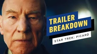 Star Trek: Picard Teaser Breakdown