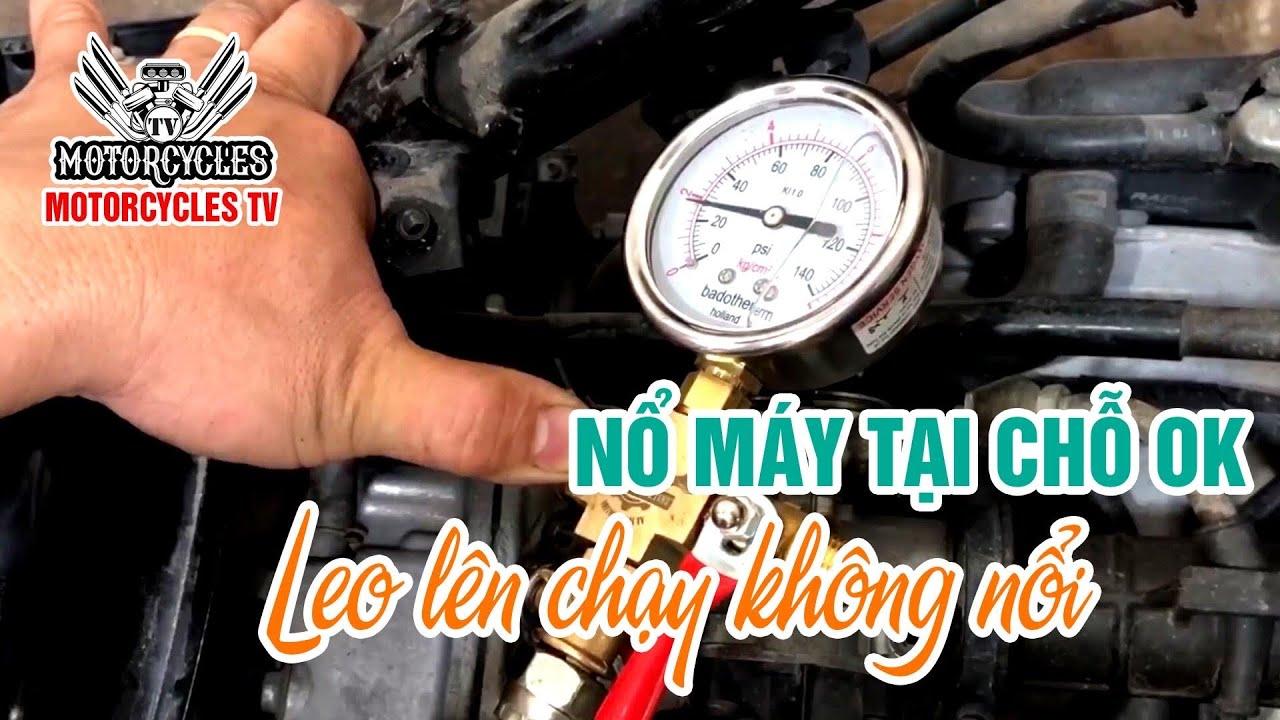 Video 307: Bắt Bệnh Honda Fi Không Cần Máy Móc Công Nghệ Cũng Chính Xác | Motorcycle TV