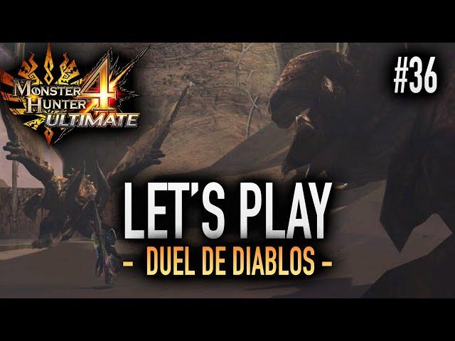 LE DIABLOS DE LA CARAVANE ! - #36 Let's Play MH4U HD
