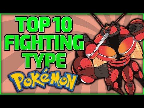 Top 10 Fighting Type Pokémon