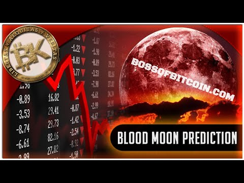 How Low Will Bitcoin Go??⚡ BTC $10K USD | BK Crypto Bitcoin Predictions 2018