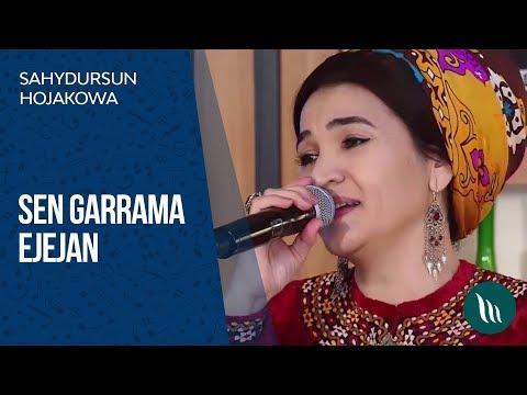 Sahydursun Hojakowa - Sen Garrama Ejejan   2019