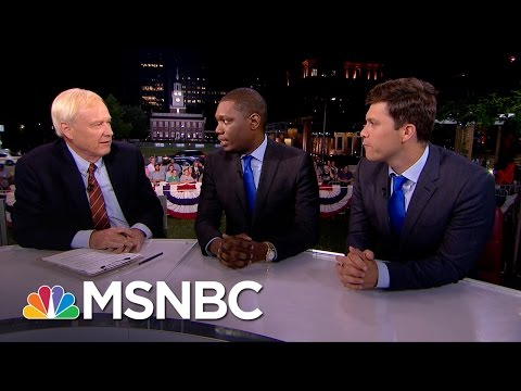 This Is The After Party. | Chris Matthews | MSNBC