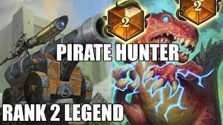 Rank 2 Legend Pirate Hunter