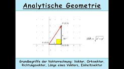 analytische geometrie und vektorrechnung abitur mathematik youtube. Black Bedroom Furniture Sets. Home Design Ideas