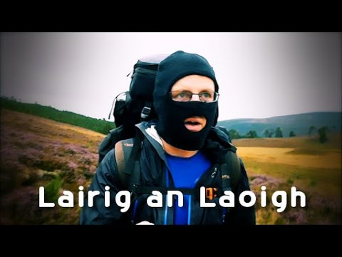 Walk from Braemar to Inverness - Day 1 (Lairig an Laoigh)