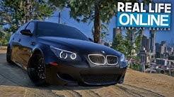 Mein BMW M5 mit GEHEIMEN TUNING! - GTA 5 Real Life Online