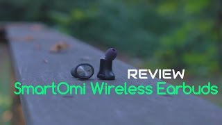 smartOmi Truly Wireless Earbuds REVIEW
