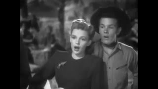 Watch Judy Garland Bidin My Time video