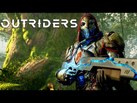 Outriders Game Demo Breakdown Livestream