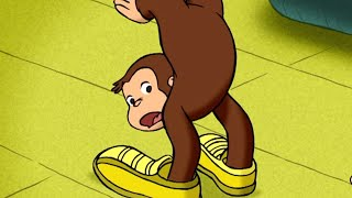 Curious George 🐵Gutter Monkey 🐵 Kids Cartoon 🐵 Kids Movies | Videos For Kids