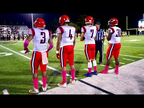 THIS HIGH SCHOOL FOOTBALL TEAM COULD PLAY IN THE NFL..