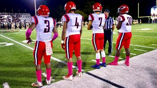 THIS HIGH SCHOOL FOOTBALL TEAM COULD PLAY IN THE NFL
