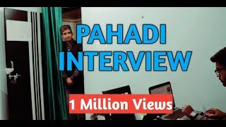Pahari Vines || Funny Garhwali Interview